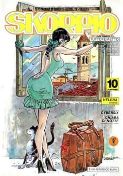 Copertina SKORPIO ANNO 17 n.3 - SKORPIO 1993             3, EDITORIALE AUREA