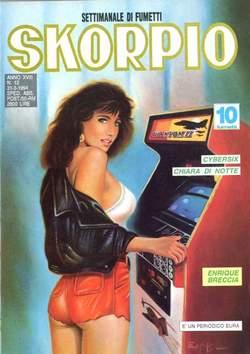 Copertina SKORPIO ANNO 18 n.12 - SKORPIO 1994            12, EDITORIALE AUREA