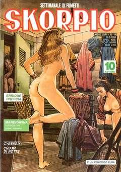 Copertina SKORPIO ANNO 18 n.18 - SKORPIO 1994            18, EDITORIALE AUREA