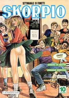 Copertina SKORPIO ANNO 18 n.30 - SKORPIO 1994            30, EDITORIALE AUREA