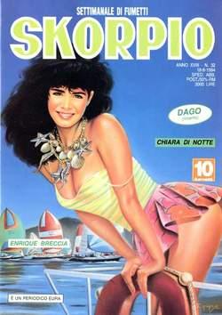Copertina SKORPIO ANNO 18 n.32 - SKORPIO 1994            32, EDITORIALE AUREA