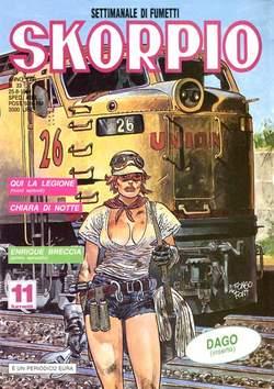 Copertina SKORPIO ANNO 18 n.33 - SKORPIO 1994            33, EDITORIALE AUREA