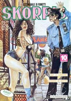 Copertina SKORPIO ANNO 18 n.43 - SKORPIO 1994            43, EDITORIALE AUREA