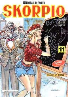 Copertina SKORPIO ANNO 18 n.46 - SKORPIO 1994            46, EDITORIALE AUREA