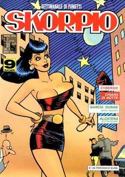 Copertina SKORPIO ANNO 18 n.2 - SKORPIO 1994             2, EDITORIALE AUREA