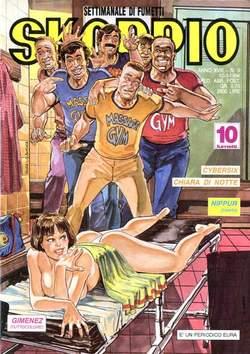 Copertina SKORPIO ANNO 18 n.9 - SKORPIO 1994             9, EDITORIALE AUREA