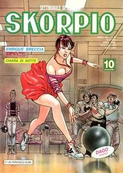 Copertina SKORPIO ANNO 19 n.10 - SKORPIO 1995            10, EDITORIALE AUREA