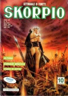 Copertina SKORPIO ANNO 19 n.15 - SKORPIO 1995            15, EDITORIALE AUREA
