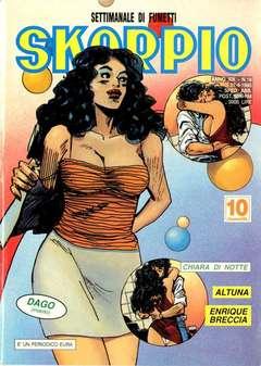 Copertina SKORPIO ANNO 19 n.16 - SKORPIO 1995            16, EDITORIALE AUREA