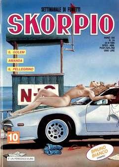 Copertina SKORPIO ANNO 19 n.24 - SKORPIO 1995            24, EDITORIALE AUREA