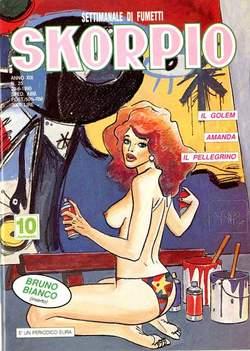 Copertina SKORPIO ANNO 19 n.25 - SKORPIO 1995            25, EDITORIALE AUREA