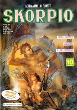 Copertina SKORPIO ANNO 19 n.29 - SKORPIO 1995            29, EDITORIALE AUREA