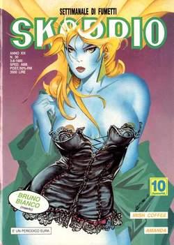 Copertina SKORPIO ANNO 19 n.30 - SKORPIO 1995            30, EDITORIALE AUREA
