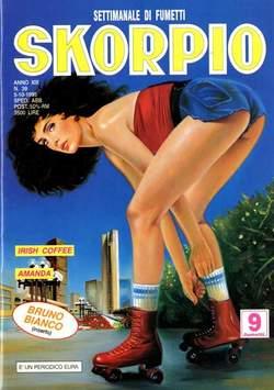 Copertina SKORPIO ANNO 19 n.39 - SKORPIO 1995            39, EDITORIALE AUREA
