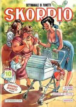 Copertina SKORPIO ANNO 19 n.41 - SKORPIO 1995            41, EDITORIALE AUREA