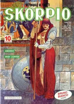 Copertina SKORPIO ANNO 19 n.51 - SKORPIO 1995            51, EDITORIALE AUREA