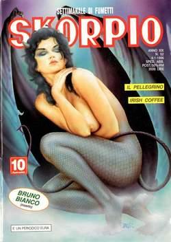 Copertina SKORPIO ANNO 19 n.52 - SKORPIO 1995            52, EDITORIALE AUREA