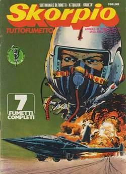 Copertina SKORPIO ANNO  2 n.51 - SKORPIO 1978            51, EDITORIALE AUREA