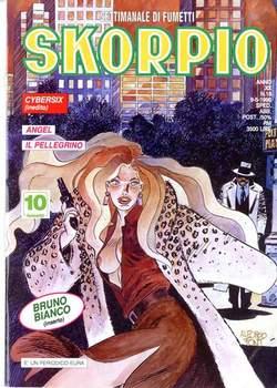 Copertina SKORPIO ANNO 20 n.18 - SKORPIO 1996            18, EDITORIALE AUREA