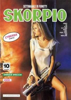 Copertina SKORPIO ANNO 20 n.28 - SKORPIO 1996            28, EDITORIALE AUREA