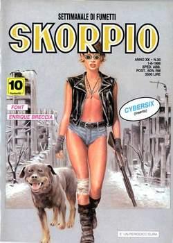 Copertina SKORPIO ANNO 20 n.30 - SKORPIO 1996            30, EDITORIALE AUREA