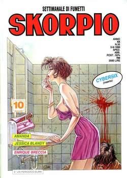 Copertina SKORPIO ANNO 20 n.35 - SKORPIO 1996            35, EDITORIALE AUREA