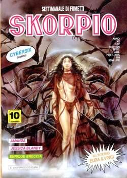 Copertina SKORPIO ANNO 20 n.37 - SKORPIO 1996            37, EDITORIALE AUREA