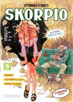 Copertina SKORPIO ANNO 20 n.39 - SKORPIO 1996            39, EDITORIALE AUREA
