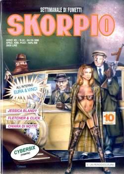 Copertina SKORPIO ANNO 20 n.42 - SKORPIO 1996            42, EDITORIALE AUREA