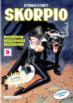 Copertina SKORPIO ANNO 20 n.44 - SKORPIO 1996            44, EDITORIALE AUREA