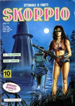 Copertina SKORPIO ANNO 20 n.2 - SKORPIO 1996             2, EDITORIALE AUREA