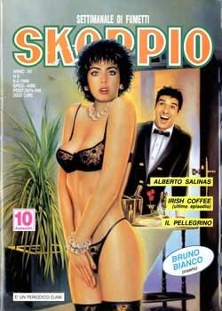 Copertina SKORPIO ANNO 20 n.5 - SKORPIO 1996             5, EDITORIALE AUREA