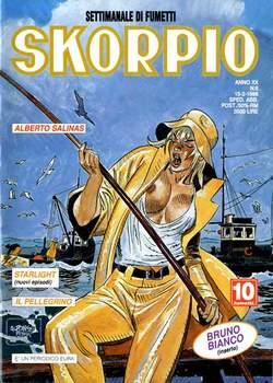 Copertina SKORPIO ANNO 20 n.6 - SKORPIO 1996             6, EDITORIALE AUREA