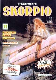 Copertina SKORPIO ANNO 21 n.16 - SKORPIO 1997            16, EDITORIALE AUREA