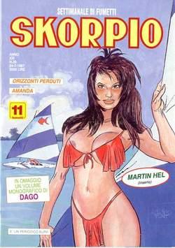 Copertina SKORPIO ANNO 21 n.29 - SKORPIO 1997            29, EDITORIALE AUREA