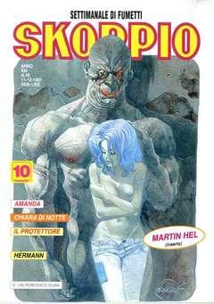 Copertina SKORPIO ANNO 21 n.49 - SKORPIO 1997            49, EDITORIALE AUREA