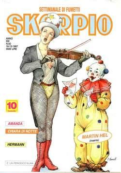 Copertina SKORPIO ANNO 21 n.50 - SKORPIO 1997            50, EDITORIALE AUREA