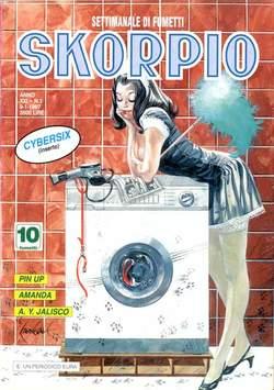 Copertina SKORPIO ANNO 21 n.1 - SKORPIO 1997             1, EDITORIALE AUREA