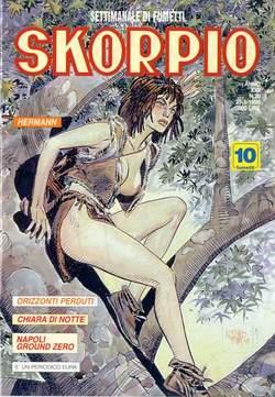 Copertina SKORPIO ANNO 22 n.20 - SKORPIO 1998            20, EDITORIALE AUREA