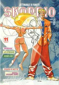 Copertina SKORPIO ANNO 22 n.28 - SKORPIO 1998            28, EDITORIALE AUREA