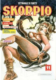 Copertina SKORPIO ANNO 22 n.29 - SKORPIO 1998            29, EDITORIALE AUREA