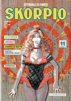 Copertina SKORPIO ANNO 22 n.30 - SKORPIO 1998            30, EDITORIALE AUREA