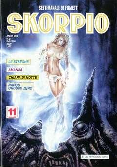 Copertina SKORPIO ANNO 22 n.31 - SKORPIO 1998            31, EDITORIALE AUREA