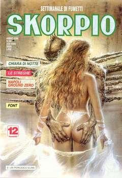 Copertina SKORPIO ANNO 22 n.35 - SKORPIO 1998            35, EDITORIALE AUREA