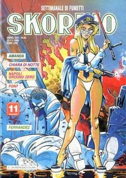 Copertina SKORPIO ANNO 22 n.45 - SKORPIO 1998            45, EDITORIALE AUREA