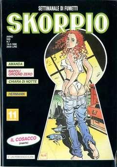 Copertina SKORPIO ANNO 22 n.7 - SKORPIO 1998             7, EDITORIALE AUREA