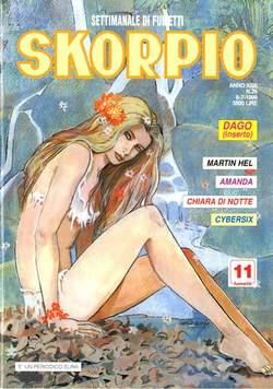 Copertina SKORPIO ANNO 23 n.26 - SKORPIO 1999            26, EDITORIALE AUREA