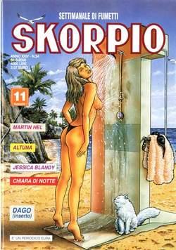 Copertina SKORPIO ANNO 24 n.34 - SKORPIO 2000            34, EDITORIALE AUREA