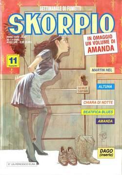 Copertina SKORPIO ANNO 24 n.47 - SKORPIO 2000            47, EDITORIALE AUREA