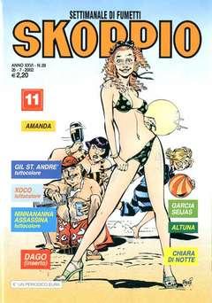 Copertina SKORPIO ANNO 26 n.29 - SKORPIO 2002            29, EDITORIALE AUREA